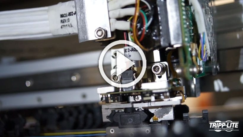 Product Spotlight: Tripp Lite Robotic Fiber Panel Systems