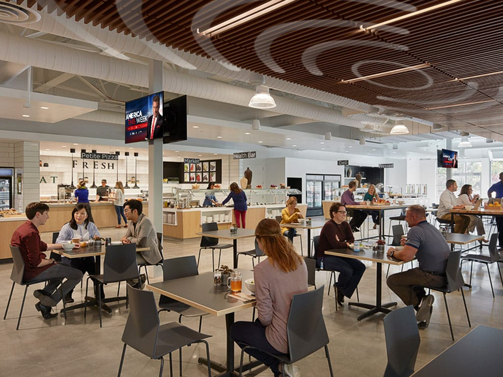 Case Study: Medical Center Cafeteria Goes Wireless