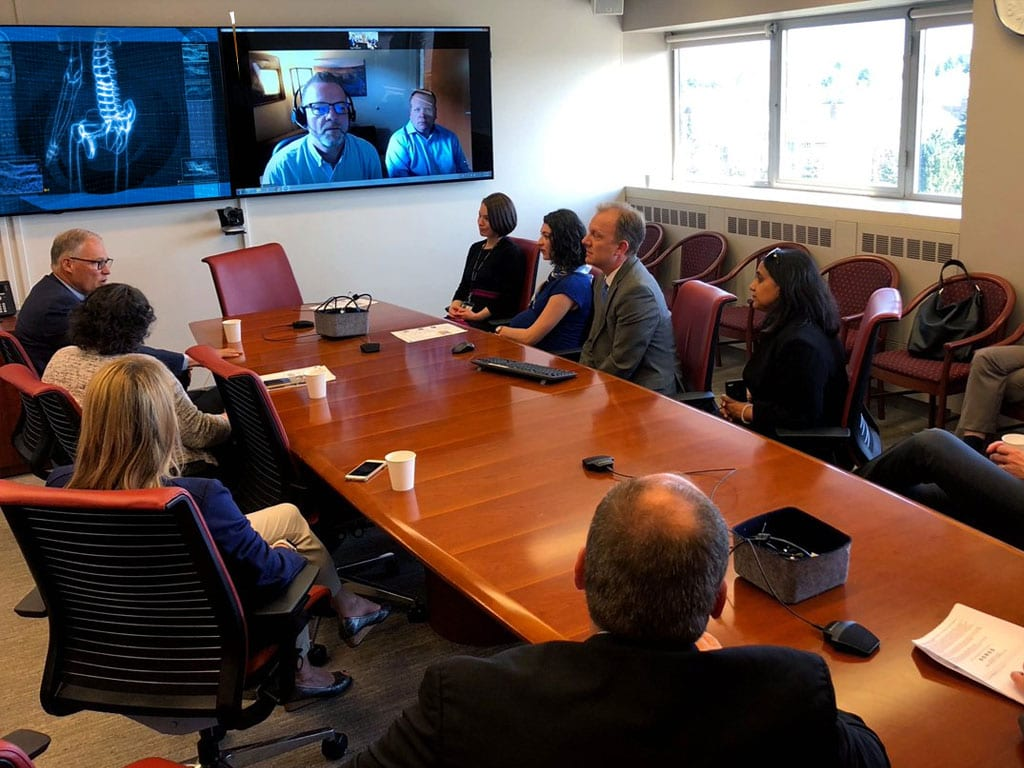 Case Study: New Video Conferencing System  Enhances Collaboration at Leading Medical Center