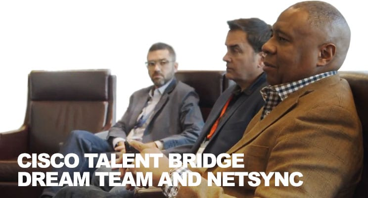 Netsync and Cisco combine to help veterans begin their journey into the wonderful world of technology