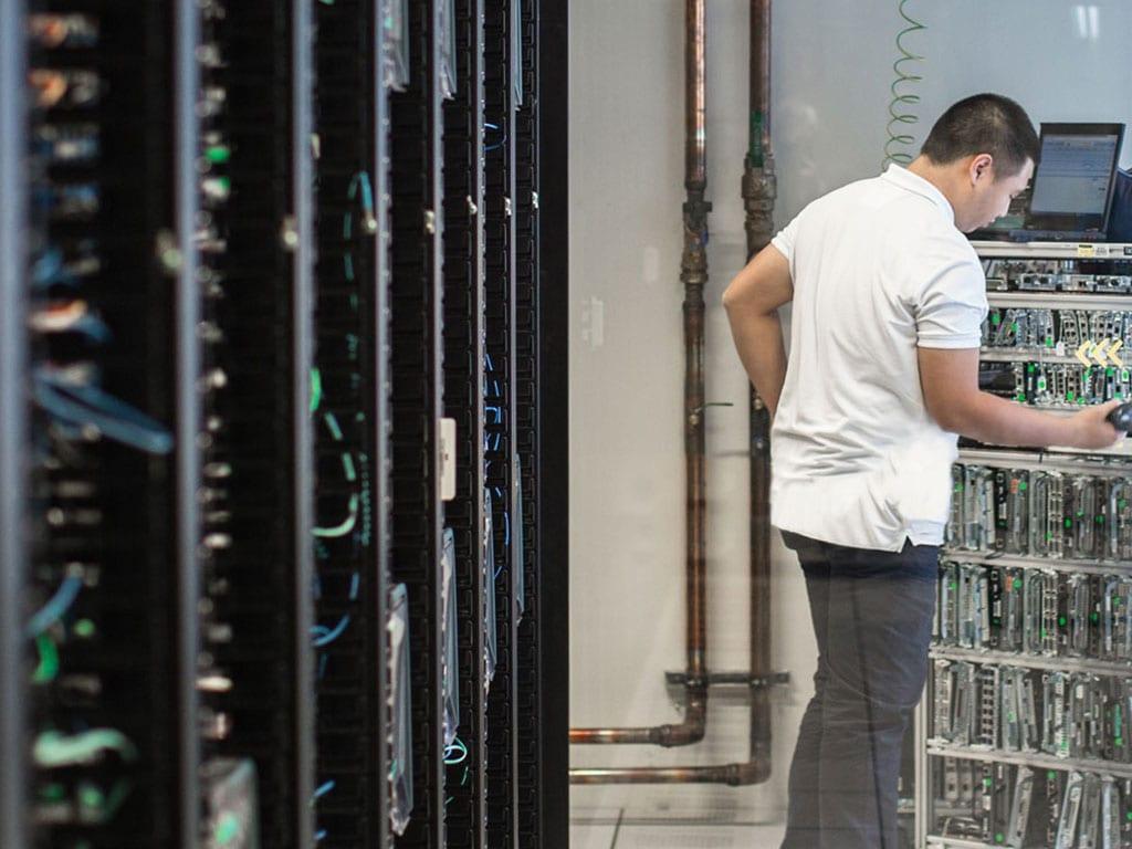 Case Study: Data Center Modernization delivers savings, simpler management