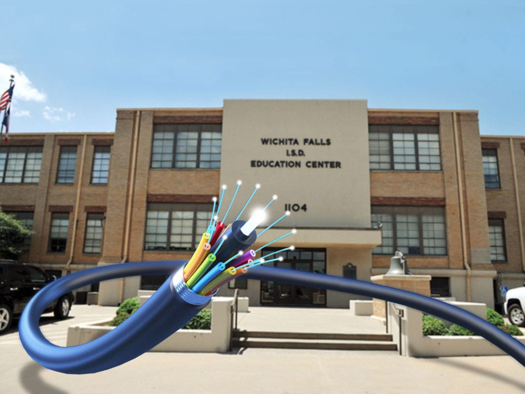 Case Study: Wichita Falls ISD gets updated WAN, simpler management, lower costs