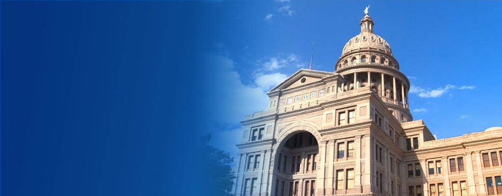 Government Contracts: Texas